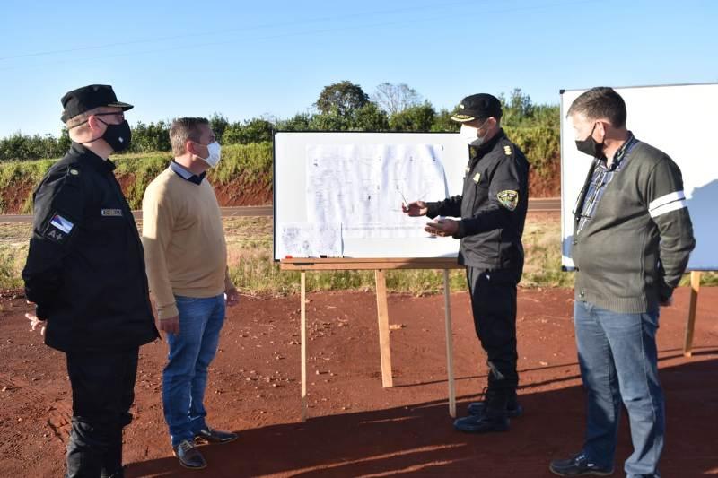 Campo Grande: importante operativo de seguridad en zonas rurales y diversos barrios de la ciudad