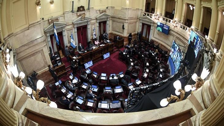 El Gobierno buscará obtener esta semana la media sanción de la ley pandemia en el Senado