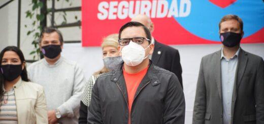 """Elecciones 2021: el candidato Pablo Velázquez presentó una batería de proyectos """"para frenar la inseguridad en Posadas"""""""