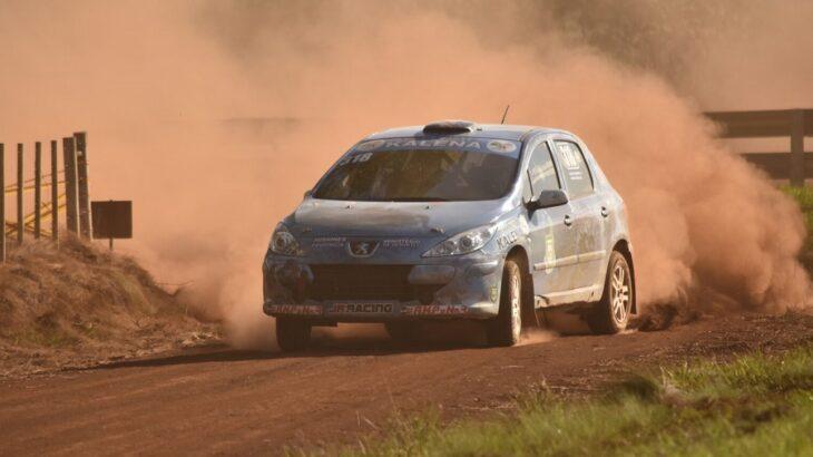 Apóstoles fue una fiesta con la vuelta del Campeonato Misionero de Rally