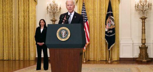 Joe Biden confirmó la donación de más vacunas