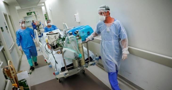 Ciudad de Buenos Aires: la ocupación de camas de terapia intensiva superó el 80%