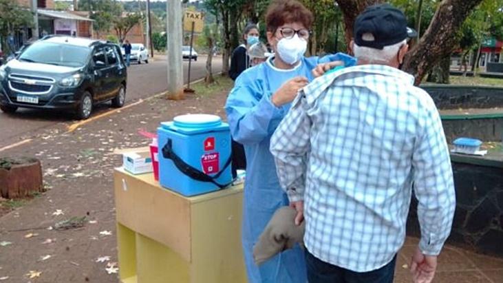 """La ministra de Salud de la Nación desmintió que Misiones esté """"acopiando vacunas"""", como sostuvo un medio nacional"""