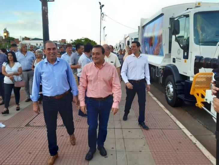 «Lalo» Stelatto es el intendente con mejor imagen de la Argentina y Herrera Ahuad está entre los dos gobernadores con más aceptación según una encuesta nacional