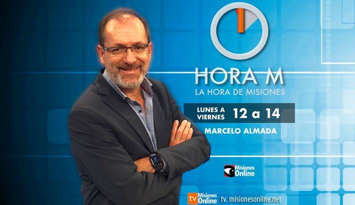 Seguí en vivo Hora M por MisionesOnline TV