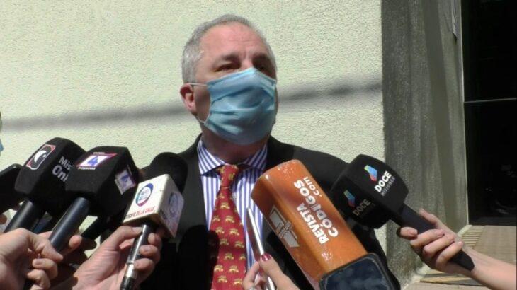 """Inicio de las sesiones legislativas con el discurso de Herrera Ahuad: """"Fue brillante, sincero y realista"""", dijo Passalacqua"""