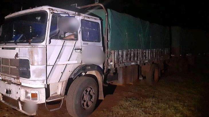 Otros tres camiones con carga de soja ilegal fueron retenidos en Misiones