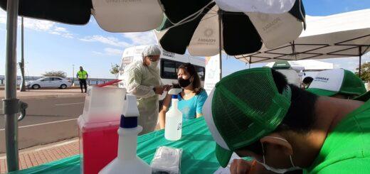 vacunacón contra el coronavirus