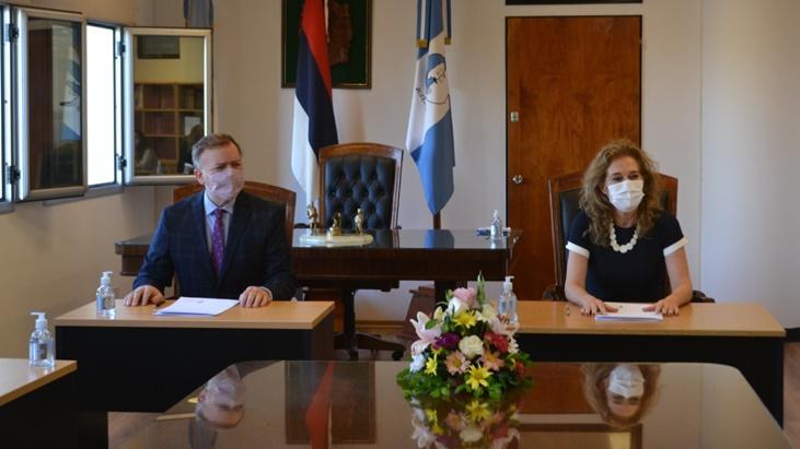 El Superior Tribunal de Justicia de Misiones firmó un convenio con la Secretaría de Estado de Cambio Climático
