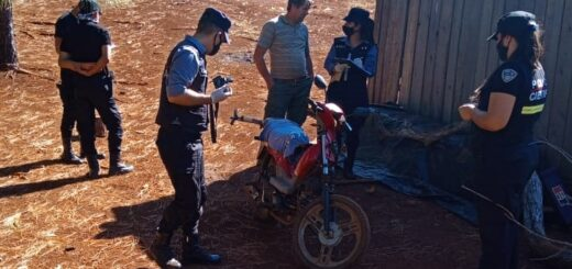 Detuvieron al motociclista acusado de atropellar, matar y abandonar a una mujer en San Pedro