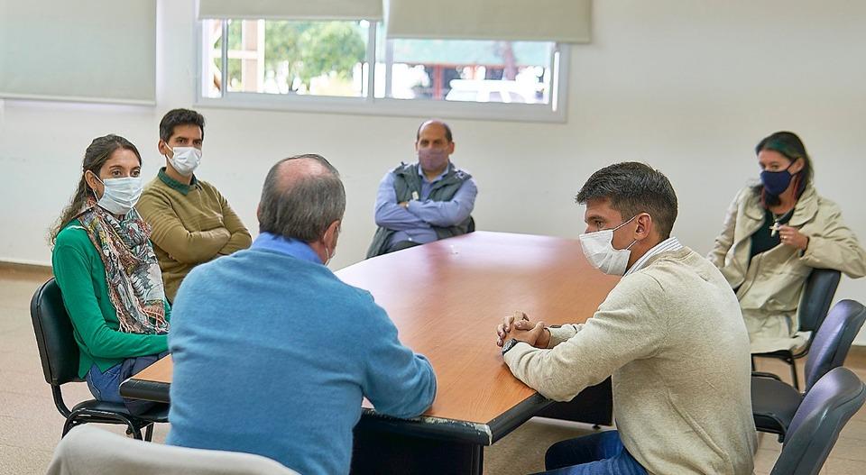 Alicia Mudry, subsecretaria de Biotecnología, visitó la Biofábrica Misiones
