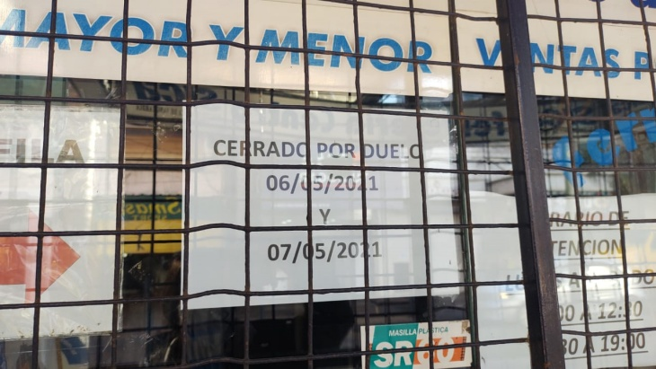 Falleció Luis Medvedeff, propietario de la Ferretería Centro de la ciudad de Posadas, tenía coronavirus y estaba de viaje en Ushuaia