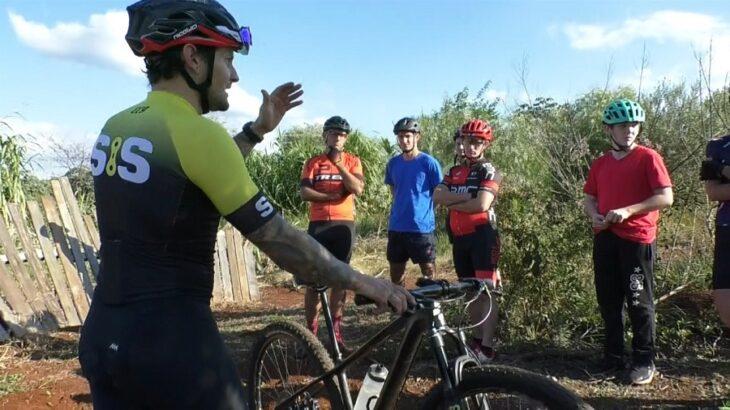 Se realizó una Clínica de mountain bike en Posadas