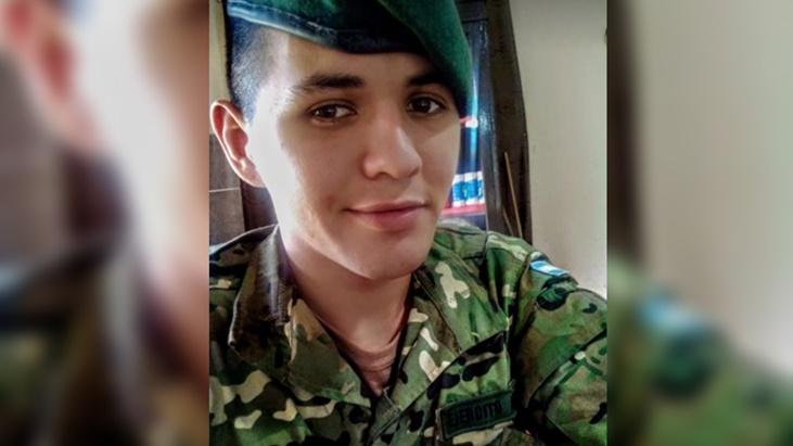 Soldado del Ejército permanece internado grave.