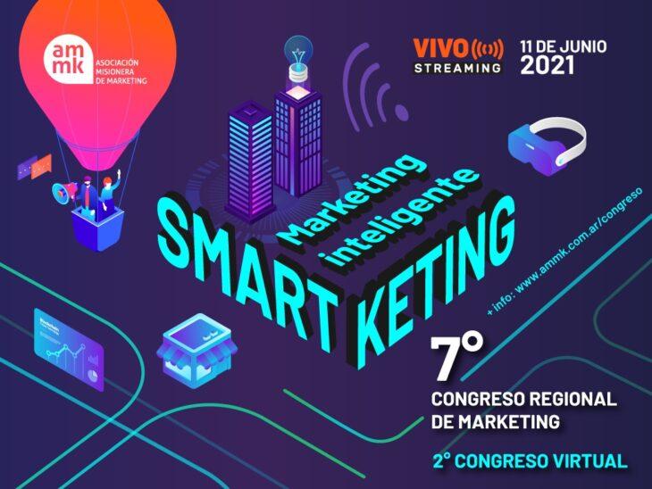"""""""Smartketing"""": con el auspicio de Misiones Online, el VII Congreso de la AMMK pone el foco en la adaptación al cambio y la tecnología"""