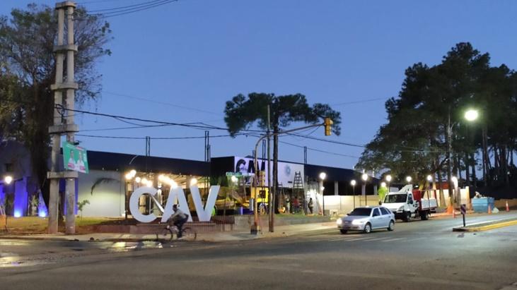 El Centro de Atención Vecinal de Urquiza y San Martín descongestiona el centro de Posadas en el pico de la pandemia de COVID-19