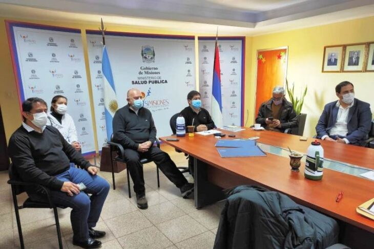Matías Sebely presentó el proyecto para el nuevo hospital de Alem