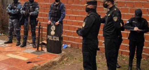"Esclarecen robos de ""motochorros"" con machetes en Garupá"
