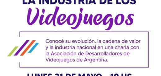 """Polo TIC Misiones te invita a participar de """"La Industria de los Videojuegos"""", charla gratuita y abierta a todo público"""