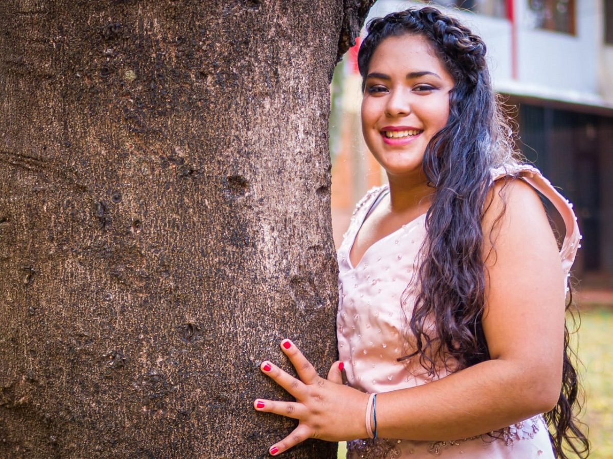Una joven de Garupá pudo cumplir el sueño de los 15 gracias a la solidaridad: hasta Lali Espósito le mandó un video