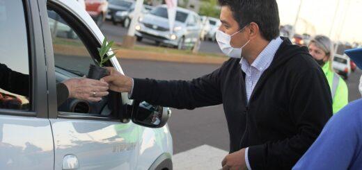 """Horacio Martínez: """"Queremos que los posadeños sean protagonistas del proceso de sustentabilidad de la ciudad"""""""