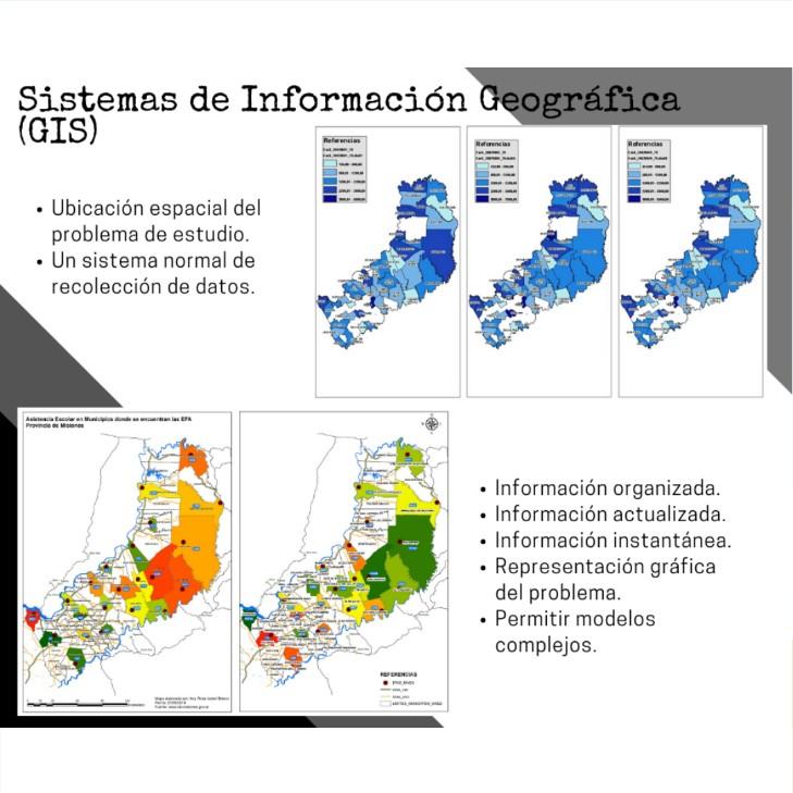 Sistema de Información Geográfica (SIG): una herramienta clave para lograr una gestión digital transparente y dinámica en la transformación digital