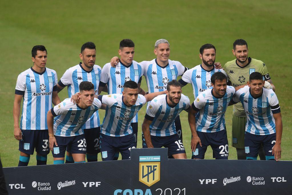 Racing visita a Vélez por el pase a semifinales de la Copa de Liga