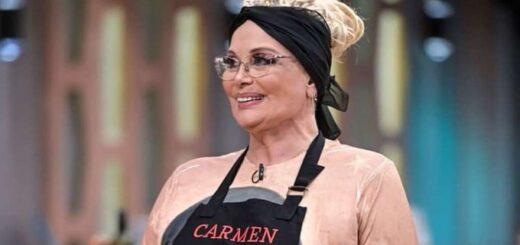 """Carmen Barbieri quedó eliminada de Masterchef Celebrity: """"Estoy muy feliz de haber pasado por este programa"""""""