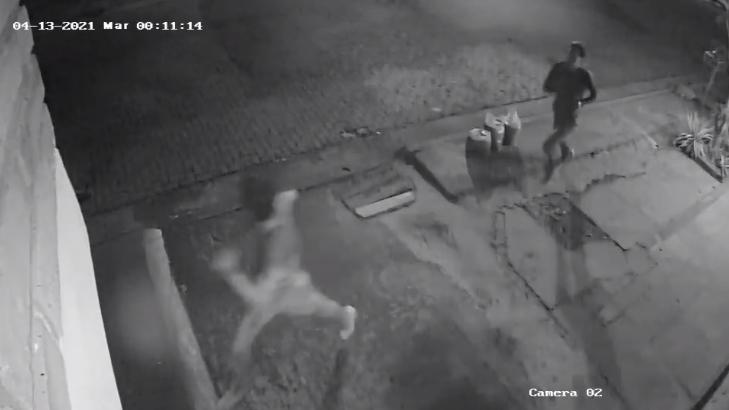 Confirmaron que la bala que sacaron de la mandíbula de Manuel Sánchez salió de la pistola de Negrete