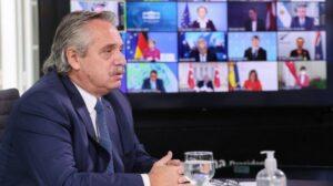 Alberto Fernández participará de manera virtual del Tedeum del 25 de mayo