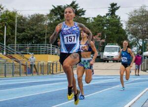 Una campeona argentina en 800 metros corrió a un ladrón y lo atrapó en Trelew