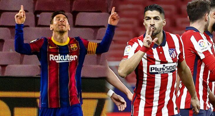 Barcelona vs Atlético Madrid: el gran cruce por el título de la liga española 2020/2021