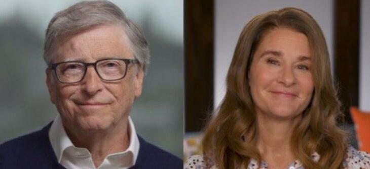 Después de 27 años de matrimonio, Melinda y Bill Gates anunciaron su divorcio
