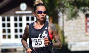 campeona argentina en 800 metros corrió a un ladrón y lo atrapó en Trelew
