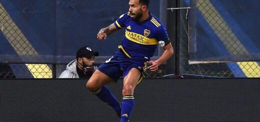Copa Liga Profesional: mirá el gol de Tevez con el que Boca vence a River