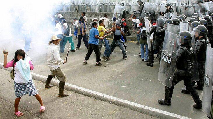 Protestas en Colombia: miles de personas se manifestaron por cuarto día consecutivo contra el nuevo proyecto de reforma tributaria
