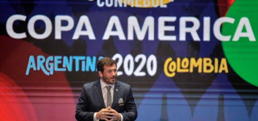 La Conmebol analiza mudar la Copa América a los Estados Unidos