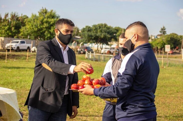 """Horacio Martínez: """"La calidad de vida del posadeño es prioridad y la salud juega un rol fundamental"""""""