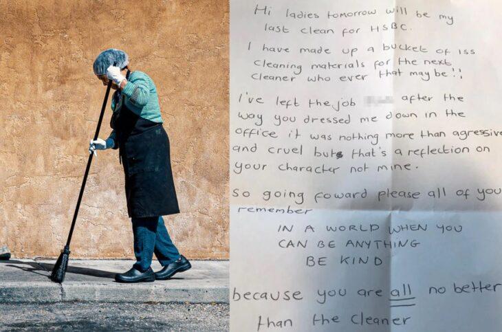 Renunció a su trabajo y le dejó una contundente carta a su jefe que se hizo viral