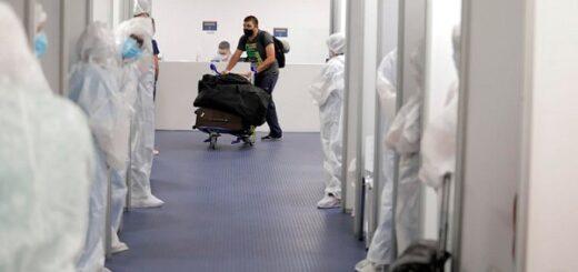 Coronavirus: volvió de Miami con Covid-19, un certificado falso y quedó detenido en Ezeiza