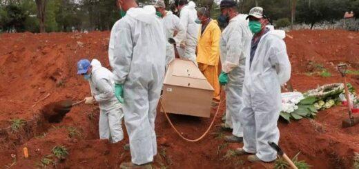 fallecidos en Paraguay