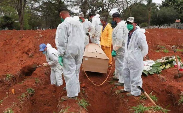El Ministerio de Salud de Paraguay estima que se llegará a 140 muertos por día en el país a causa del Covid-19