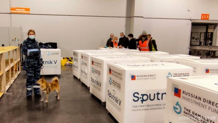 Este lunes llegan a Misiones 18.000 nuevas dosis del componente 1 de la Sputnik V