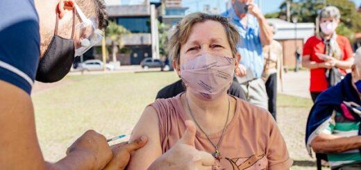 Coronavirus: desde este lunes se inicia la vacunación a productores de las Ferias Francas