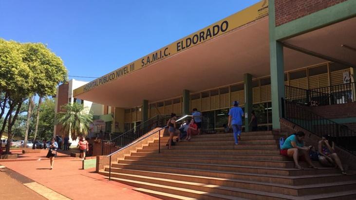 Hospital Samic Eldorado, año 2021.