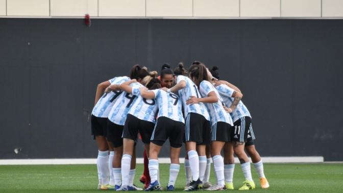 Fútbol femenino argentino