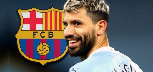Sergio Agüero llegó a Barcelona: las dos condiciones para que firme el contrato con el club y cuándo se sumará a la selección argentina