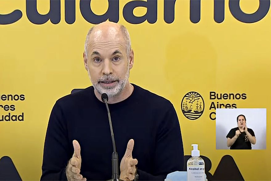 confinamiento estricto en la Ciudad de Buenos Aires