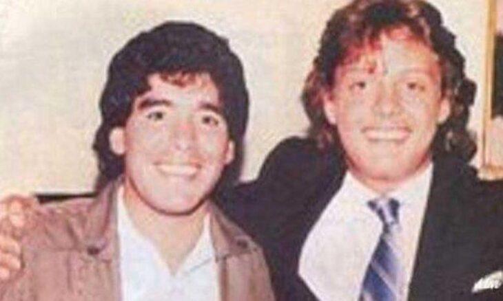 El día que Diego Maradona se vengó de Luis Miguel y le hizo pagar 6.500 dólares