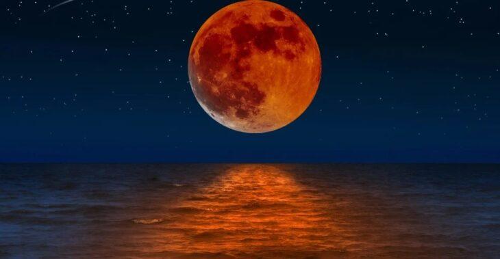 Luna de Sangre y eclipse 2021: cómo y dónde verlo en Argentina